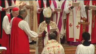 Download Investiture of First Archbishop of the Anglican Church in North America Video