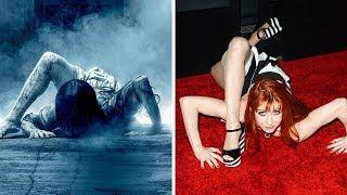 Download Cómo se ven los actores de las películas de terror en la vida real Video