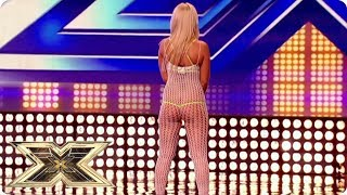 Download WHERE ARE YOUR CLOTHES?! | The X Factor UK Video