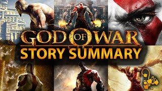 Download God of War - What You Need to Know! (Original Saga Story Summary) Video