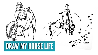 Download Draw My Horse Life #1 Video