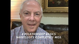 Download 8 RELATIONSHIP BASICS NARCISSISTS COMPLETELY MISS Video