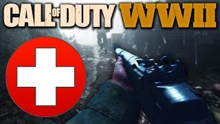 Download Call of Duty: WWII - NO HEALTH REGENERATION?! Blood, Gore and More (Singleplayer Details) Video