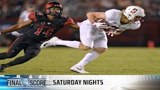 Download Highlights: Last-minute touchdown pushes San Diego State to 20-17 win over Stanford Video