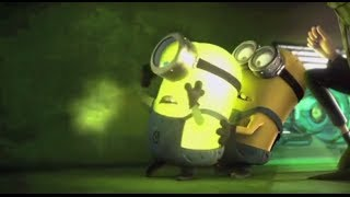 Download Despicable Me (6/8) Best Movie Quote - Minion Glowstick (2010) Video