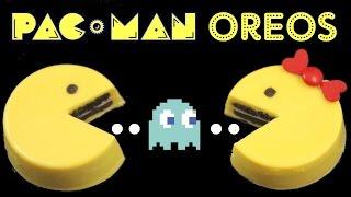 Download Galletas Oreo PACMAN – Oreos de Pac Man que no se Hornean Video