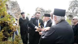Download Bartholomeos`tan Bafra`da kilise ziyareti Video