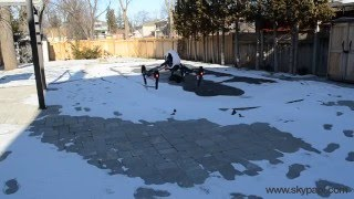 Download DJI Inspire 1 PRO battery insulation pads for cold weather Video