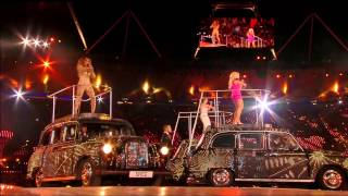 Download Spice Girls Olympics Video edit Video