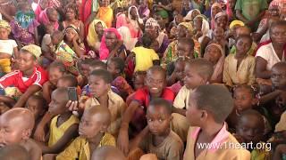 Download Orchéstre Baka Gbiné live at UNHCR refugee camp Video