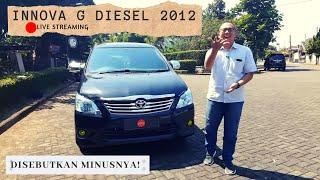 Download KIJANG INNOVA G 2012 | Dijual | Bandung Video