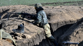 Download Ukraine: 'Frozen war' spreads fear and poverty Video