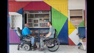 Download Quand un vidéaste se rend en Jamaïque en chaise roulante Video