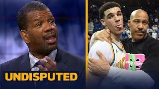 Download Rob Parker wants Magic to trade Lonzo to get rid of LaVar and attract LeBron to Lakers   UNDISPUTED Video