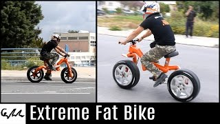 Download Make it Extreme's Fat Bike Video