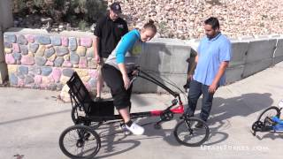Download SunSeeker Eco Delta Recumbent Trike - Trike Show - Utah Trikes Video