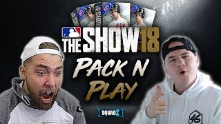 Download Pack & Play with Shelfy! MLB The Show 18 Diamond Dynasty Video
