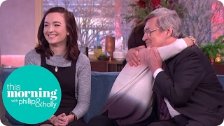 Download Leading Heart Surgeon Reunited With the Girl He Saved When She Was a Baby | This Morning Video