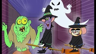 Download Rat-A-Tat |'Scary Witch Monster of Donville Best Episodes'| Chotoonz Kids Funny Cartoon Videos Video