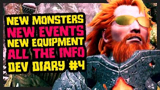 Download New Monsters, New Equipment, New Area & More - Monster Hunter World Iceborne Video