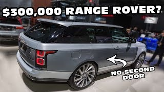 Download Introducing The Most Expensive SUV Available Video