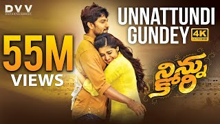 Download Ninnu Kori Telugu Movie Full Songs 4K | Unnattundi Gundey Video Song | Nani | Nivetha Thomas | Aadhi Video