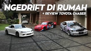 Download CARVLOG: Ngedrift di Rumah + Review Toyota Chaser Video