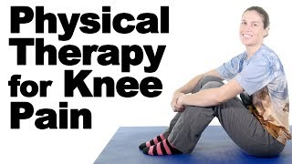 Download Physical Therapy for Knee Pain Relief - Ask Doctor Jo Video