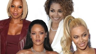 Download One Gotta Go- Janet Jackson, Beyonce, Rihanna, Mary J Blige Video