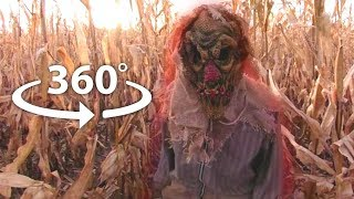 Download 360 Scarecrow | VR 4K Horror Experience Video