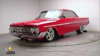 Download 133017 / 1961 Chevrolet Impala Video