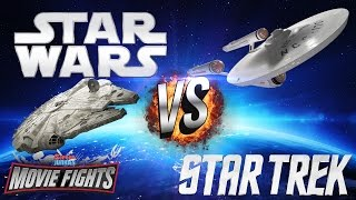 Download Star Wars vs Star Trek! - MOVIE FIGHTS!! Video