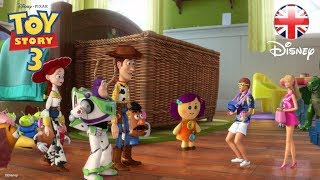 Download TOY STORY 3 | Hawaiian Vacation With Ken & Barbie | Official Disney Pixar UK Video