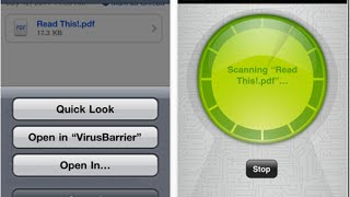 Download Top Antivirus Apps for iPhone Video