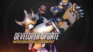 Download Developer Update | Introducing Doomfist | Overwatch Video