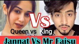 Download Jannat Zubair Vs Faisu Team 07 Tik Tok Stars Funny Videos Compilation Video