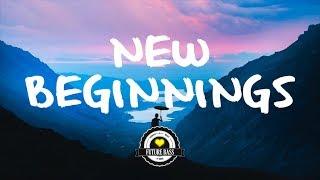 Download D I V I N I T Y & OIÜ - New Beginnings (Lyrics) | Msmrise Remix Video