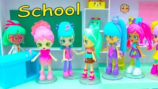 Download New Shopkins Shoppies Students At Happyville High School - Cookie Swirl C Video Video