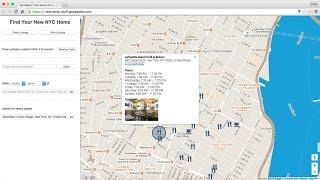 Download Google Maps APIs: Location Features in Web Sites Video