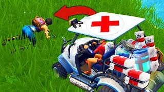 Download Heroic AMBULANCE CHALLENGE in Fortnite Battle Royale Video