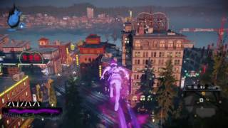 Download inFAMOUS Second Son glitch Video