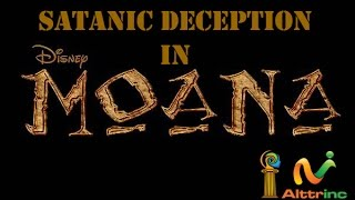 Download Satanic Deception In Disney Movie ″MOANA″ Video