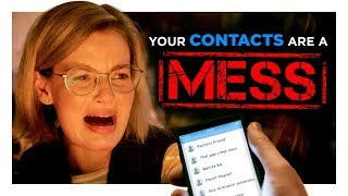Download Your Contacts List is a Mess | CH Shorts Video