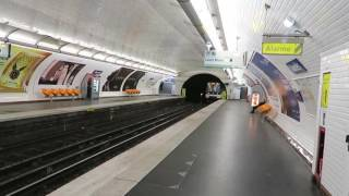 Download Paris Metro Extravaganza: All 16 Lines! 8 November 2016 Video