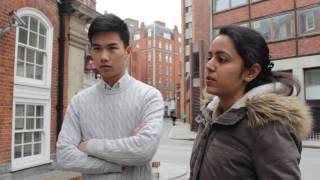 Download LSE international students on why they love studying in London Video