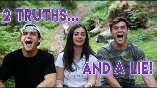 Download 2 TRUTHS AND A LIE ft. Our Sister!! Video