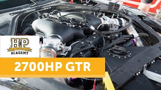 Download Can You Daily Drive A 2700WHP GTR? | ETS [TECH TALK] Video