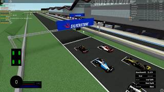 Download FRA Formula One unofficial race Video