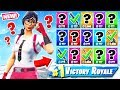 Download MEMORIZE the WEAPONS *NEW* Memory Game Mode in Fortnite Battle Royale Video