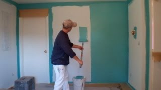 Download Interior Painting Step 3: Painting the Walls Video